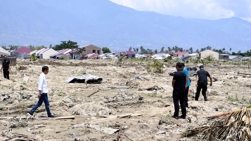 Indonesien: Viele Überlebende sind immer noch ohne Hilfe