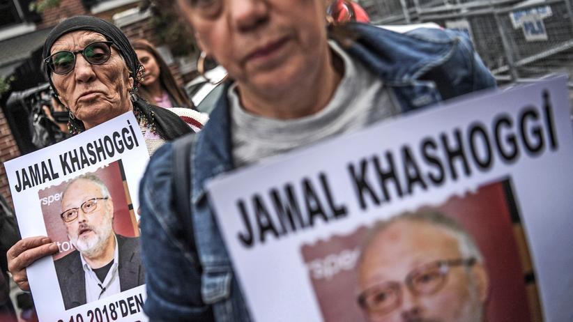 """Saudi-Arabien: """"Wie aus einem Schundroman"""""""