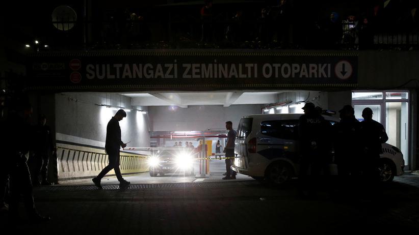 Jamal Khashoggi: Türkei durchsucht Haus eines mutmaßlichen Täters