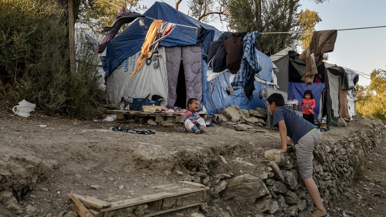 Migranten Griechenland