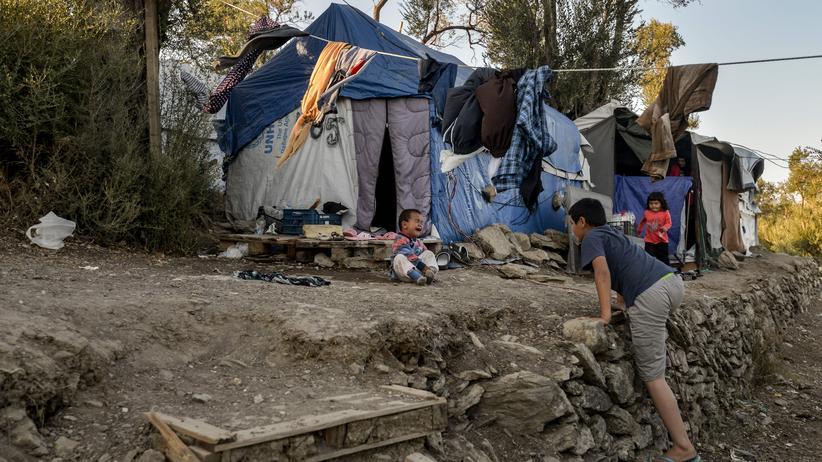Migration: Mehr Migranten setzen nach Griechenland über