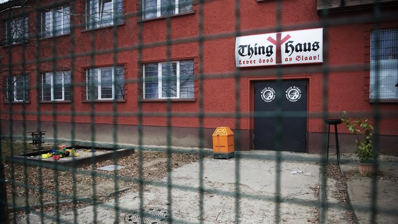 Rechtsextreme Unternehmer: Der Sitz der Genossenschaft in Grevesmühlen