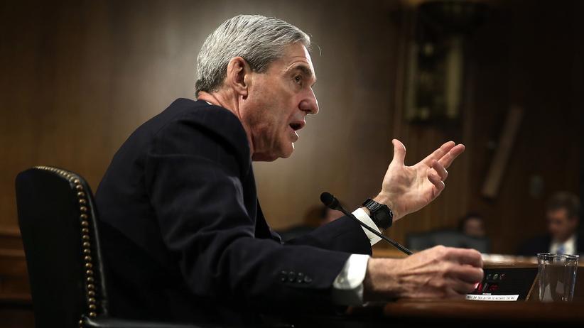 Russland-Affäre: US-Sonderermittler Robert Mueller