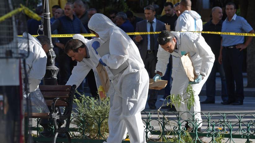 Tunesien: Selbstmordanschlag in der Innenstadt von Tunis