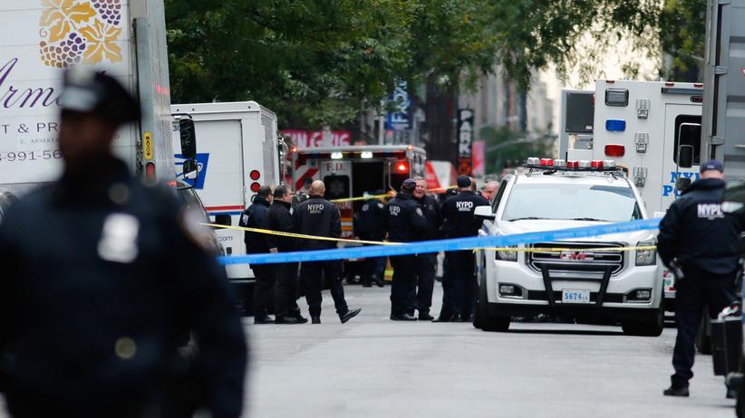 USA: Festnahme bei Fahndung wegen Briefbomben