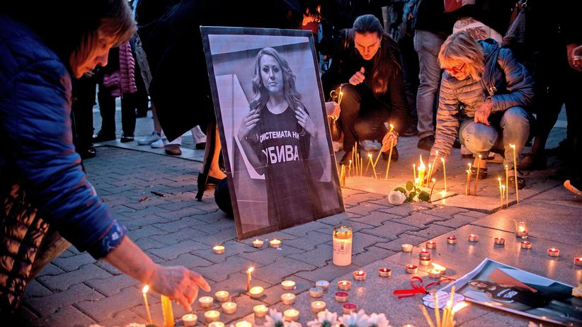 Wiktorija Marinowa: Bulgarische Polizei lässt Festgenommenen wieder frei