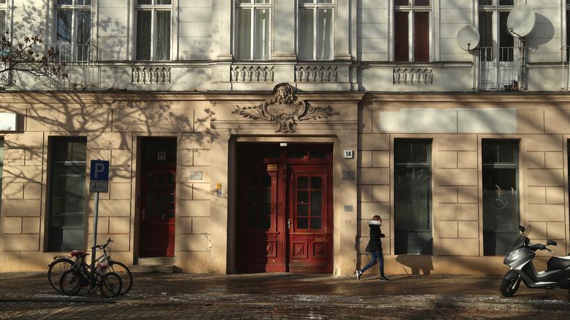 Anschlag am Breitscheidplatz: In diesem Haus in der Berliner Perleberger Straße befand sich die Fussilet-Moschee.
