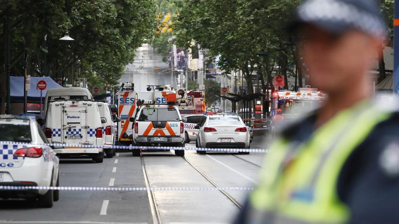 Melbourne: Tödlicher Messerangriff – Polizei ermittelt wegen Terrorverdachts
