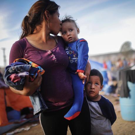 Migranten in Mexiko: Nicht willkommen
