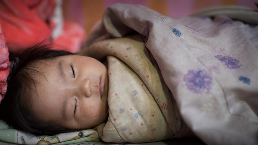 Geburten: Drei von 140 Millionen