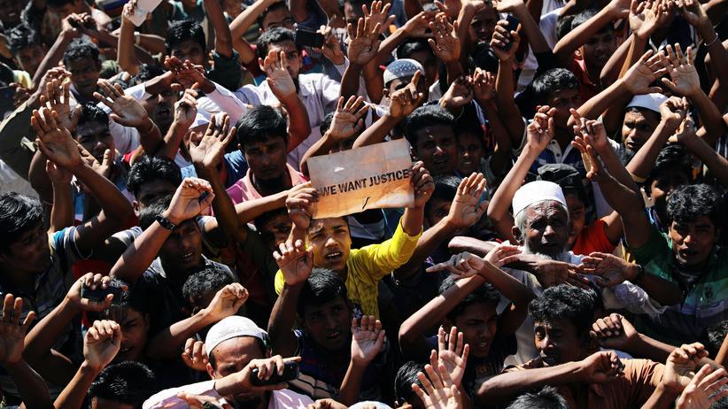 Rohingya: Für eine Zukunft ohne Angst