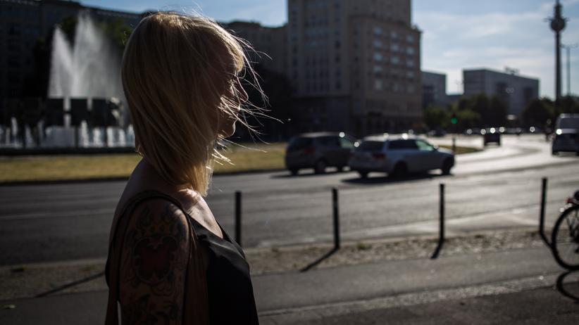 Chronische Schmerzen: Nele in ihrer neuen Heimat Berlin
