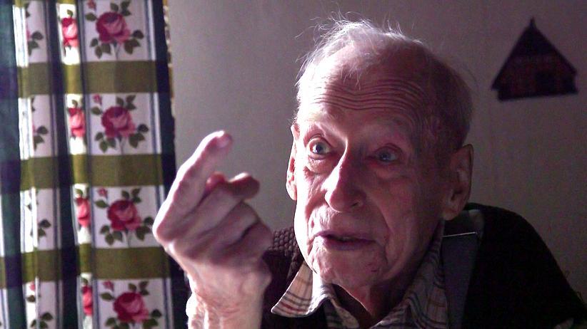 SS-Verbrechen: Der frühere SS-Mann Karl M. ist überzeugt davon, nichts falsch gemacht zu haben.