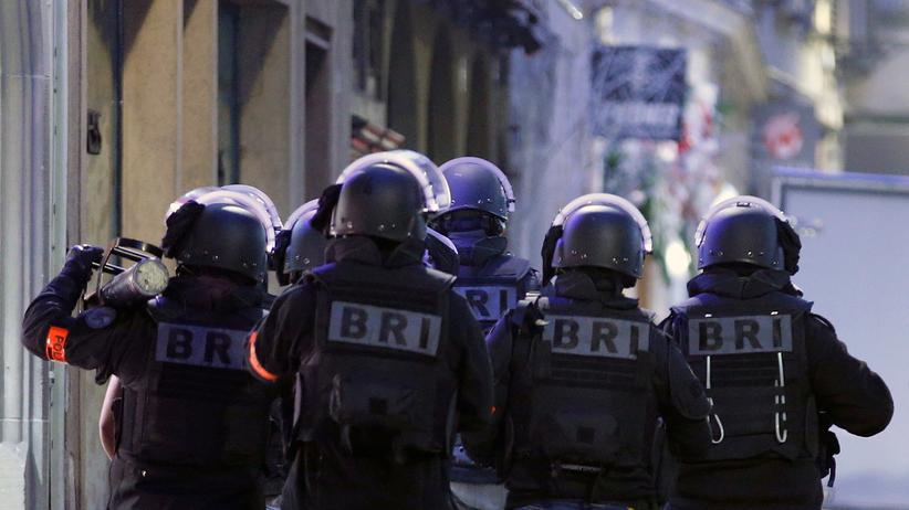 Anschlag in Straßburg: Chérif C. soll Anruf aus Deutschland erhalten haben