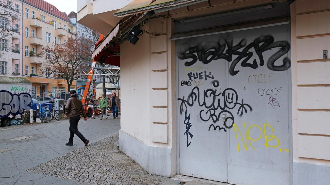 Berlin Razzia