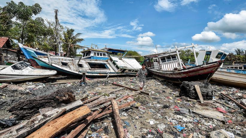 Indonesien: Mindestens 429 Tote durch einen Tsunami