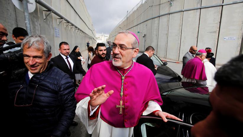 Jerusalem: Weihnachtsprozession bricht nach Bethlehem auf