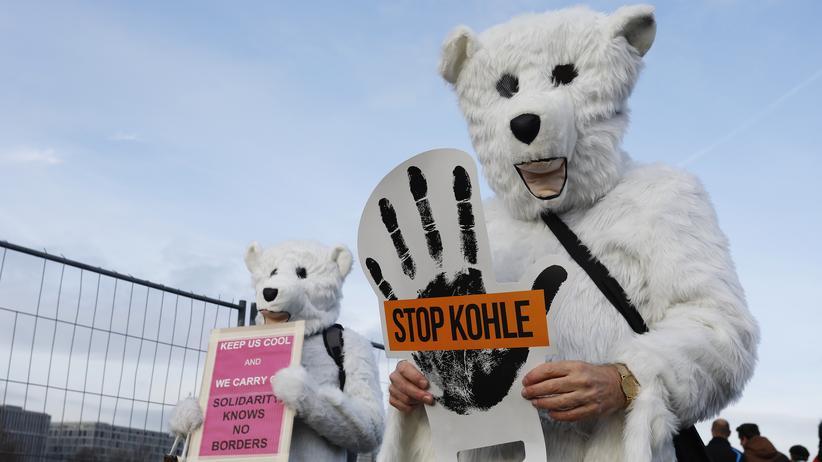 """Anti-Kohle-Demos: """"Das ist ein Protest gegen das Versagen der Bundesregierung"""""""
