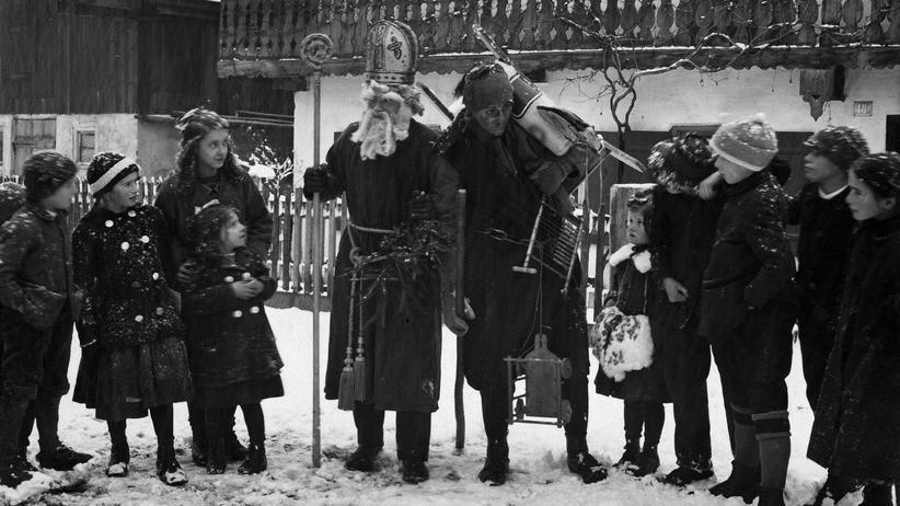 Nikolaus: Sollte man auf Knecht Ruprecht verzichten?