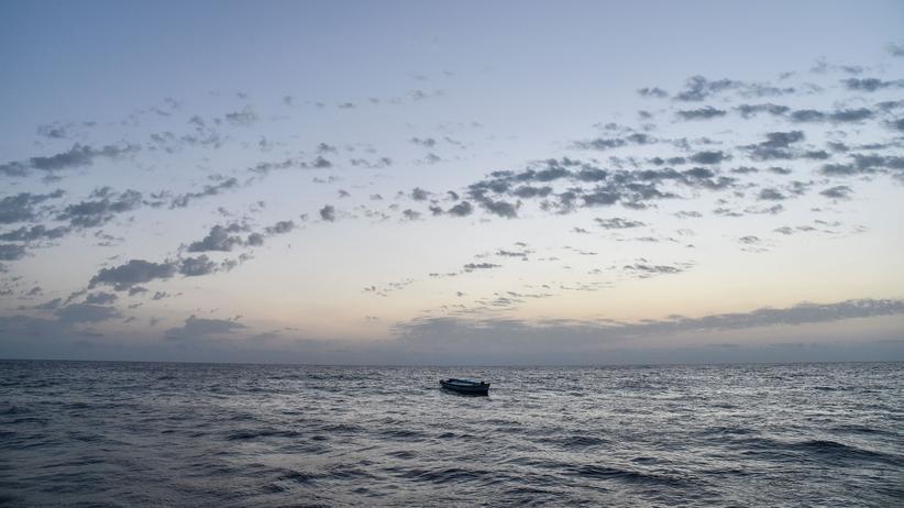 """Fischer aus Libyen: """"Manchmal holen wir Leichen aus dem Wasser"""""""