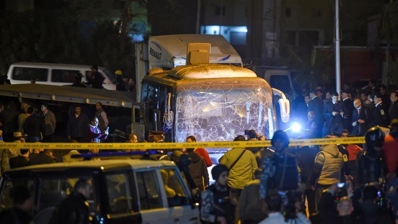 Kairo: Tote bei Bombenexplosion in Ägypten