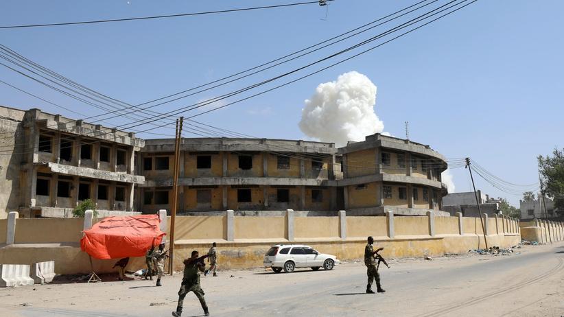 Somalia : Mehrere Tote bei zwei Terroranschlägen in Mogadischu