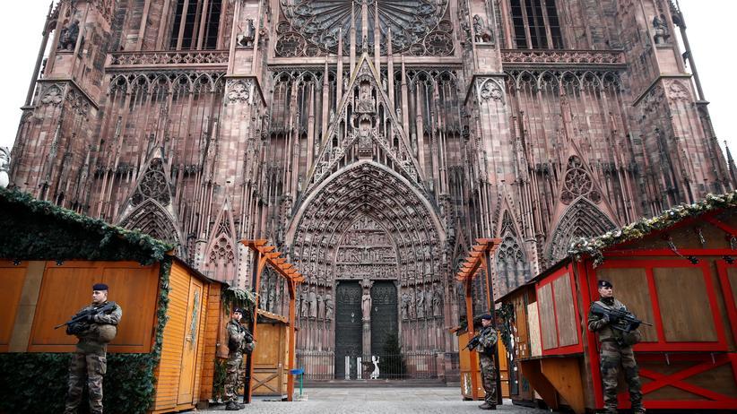 Straßburg Anschlag