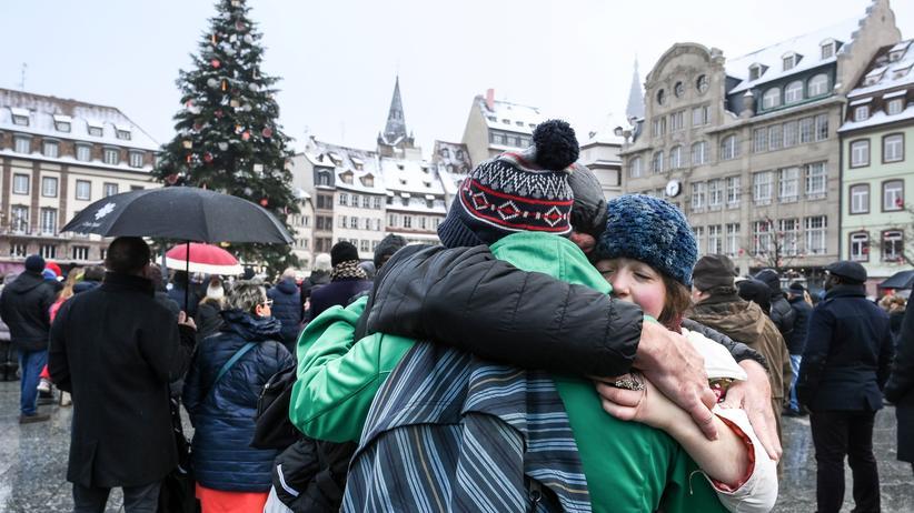 Straßburg: Zahl der Toten nach Anschlag auf fünf gestiegen