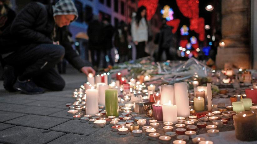 Anschlag in Straßburg: Weiterer Toter nach Angriff in Straßburg
