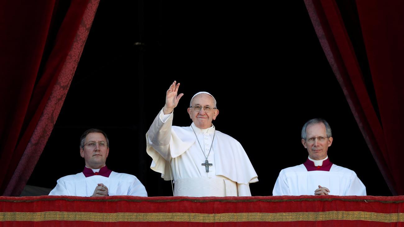 Papst Franziskus Weihnachtsansprache