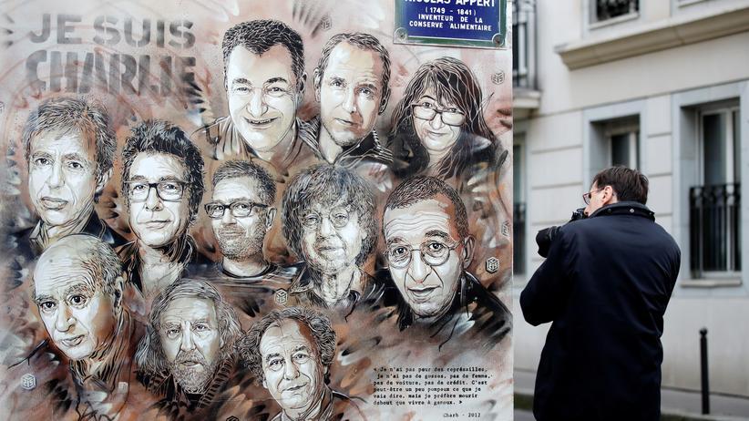 Paris: Anklage gegen 14 Verdächtige nach Anschlag auf Charlie Hebdo