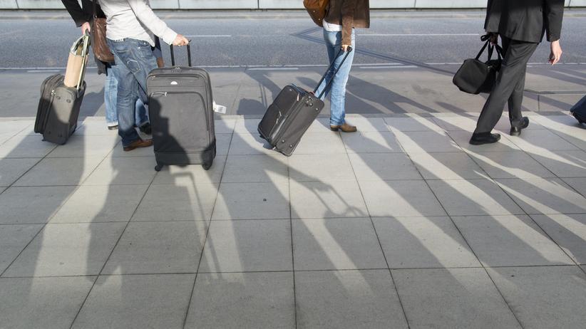 Warnstreik: 50 Flüge an Berliner Flughäfen ausgefallen