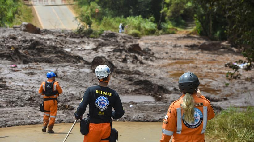 Brasilien: 40 Tote durch Schlammlawine