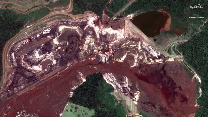 Brasilien: Behördenfehler könnten Ursache für Dammbruch gewesen sein