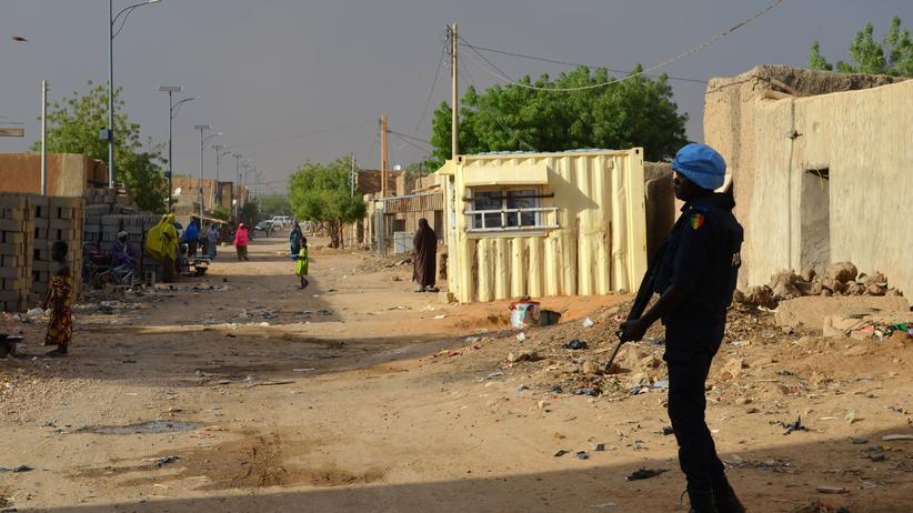 Mali: Zehn Blauhelmsoldaten bei Angriff auf UN-Stützpunkt getötet