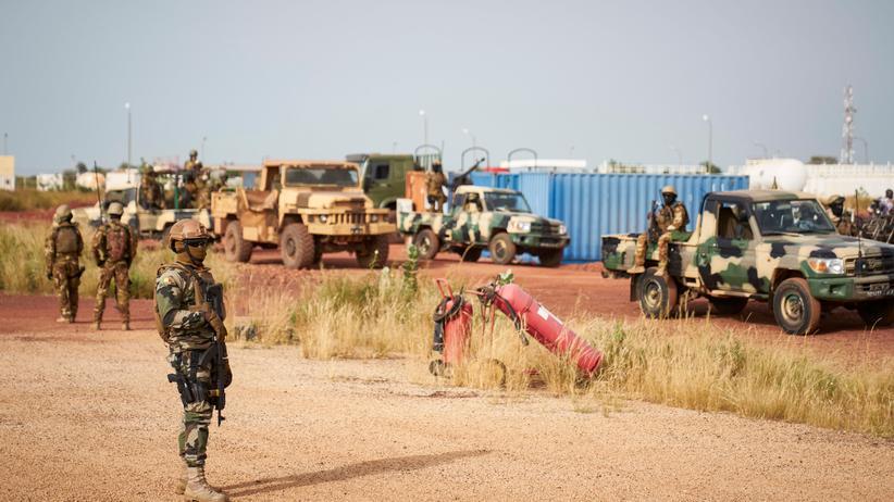 Mali: 37 Tote nach bewaffnetem Überfall auf Dorf