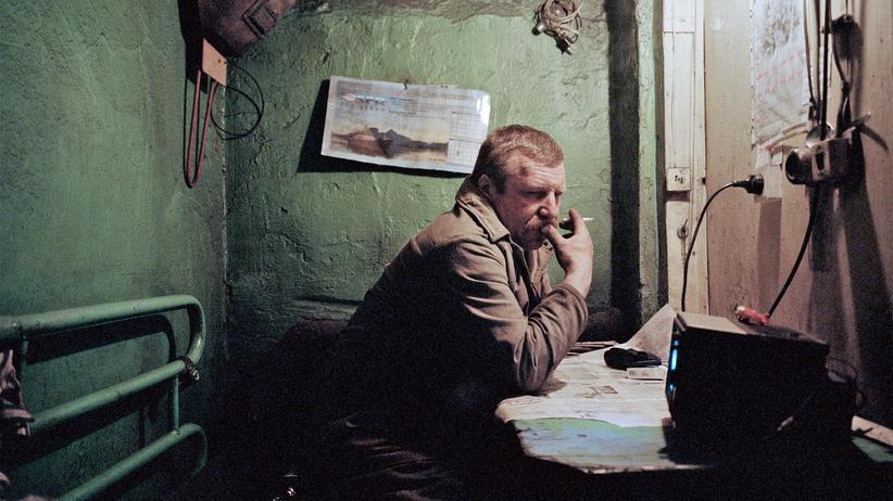 Russland: Stille, Schnee und Abgase