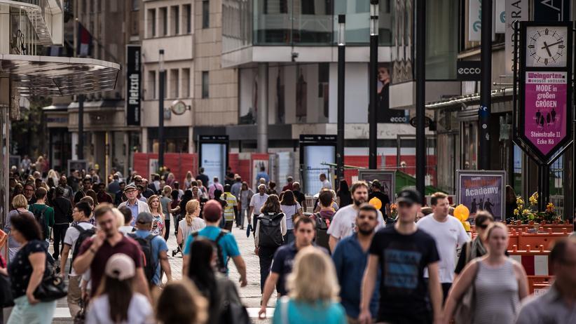 Statistisches Bundesamt: Deutschlands Bevölkerung wächst auf Höchststand