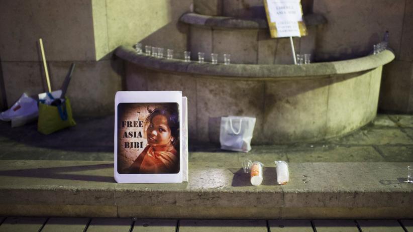 Asia Bibi: Freigesprochene Christin hat Pakistan verlassen