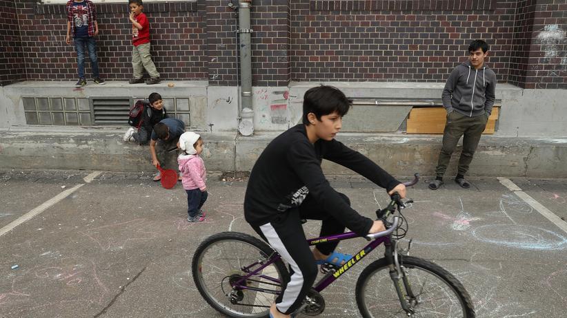 Integration: Geflüchtete Kinder aus Syrien häufig an höheren Schulen
