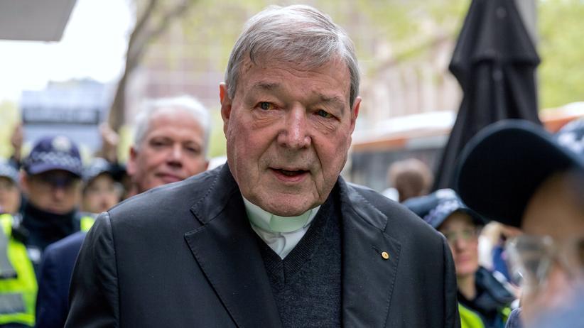 Australien: Gericht spricht Kardinal Pell wegen Kindesmissbrauchs schuldig