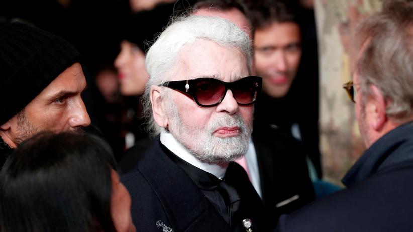 "Modeschöpfer: ""Karl war mein Feenstaub"""