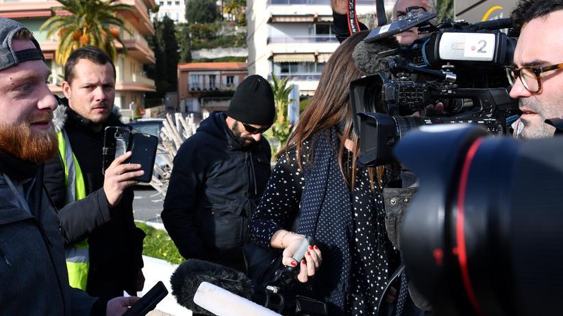 Pressefreiheit : Europarat verurteilt zunehmende Angriffe auf Journalisten