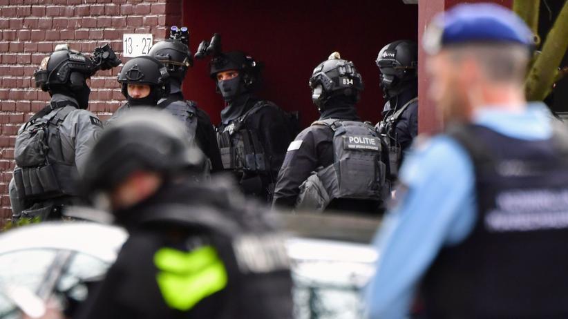 Anschlag in Utrecht: Im Zweifel Terrorist