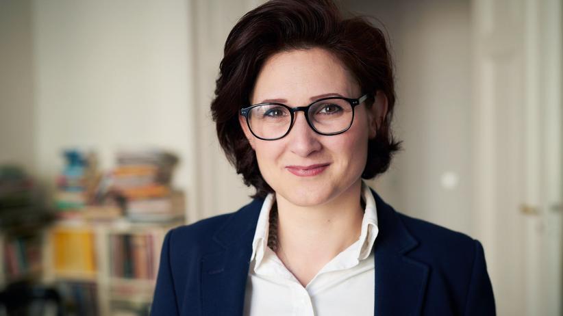 Ferda Ataman: Die Journalistin und Buchautorin Ferda Ataman