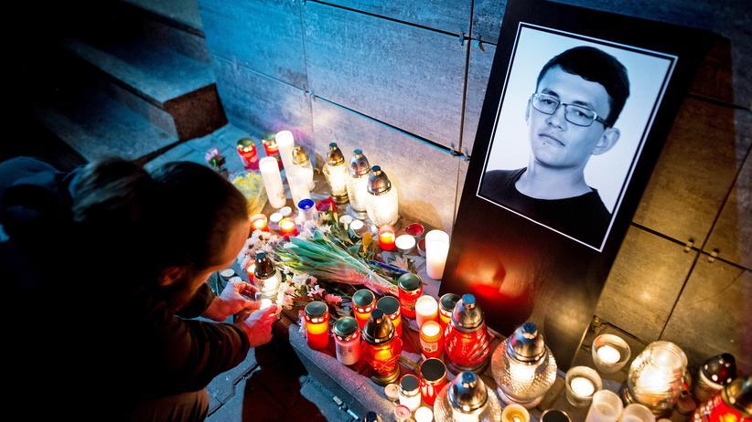 Ján Kuciak: Unternehmer wegen Auftrag zu Mord an Journalisten angeklagt