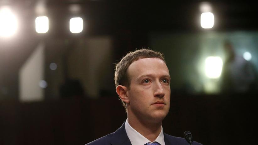 """Milliardärsranking: Mark Zuckerberg fällt in """"Forbes""""-Reichenliste um drei Plätze"""