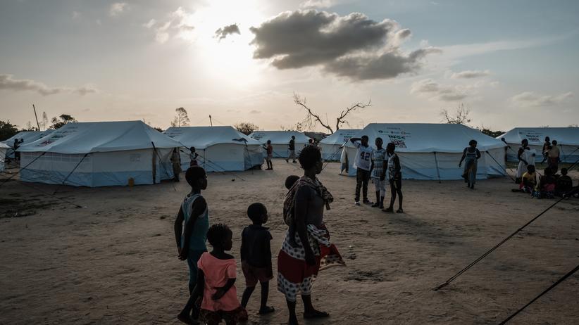 Zyklon: Nach dem Zyklon beginnt der Kampf gegen Cholera