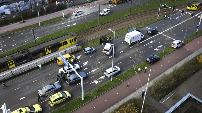 Niederlande: Nach den Schüssen von T. am Montag herrscht der Ausnahmezustand in der viertgrößten Stadt des Landes, die eigentlich bekannt ist für Universität, Dom und Messezentrum.