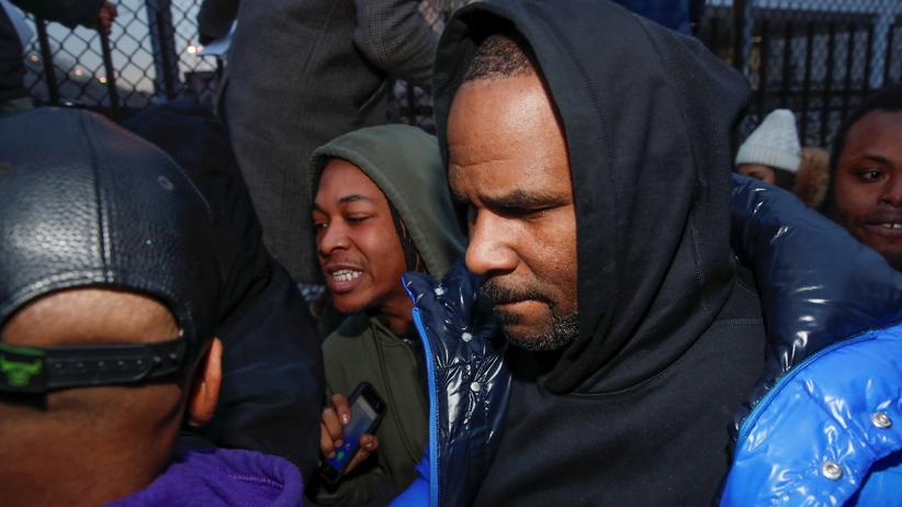 """R. Kelly: """"Hört auf. Ich habe den Kram nicht gemacht! Das bin nicht ich!"""""""